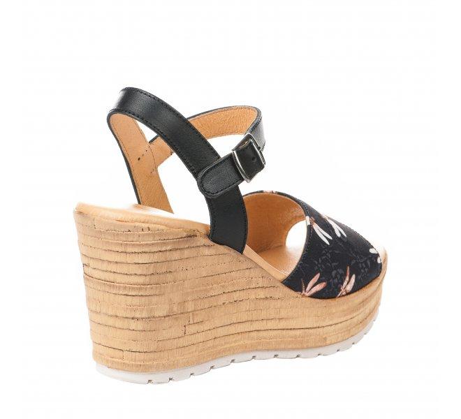 Nu pieds femme - HDC - Noir