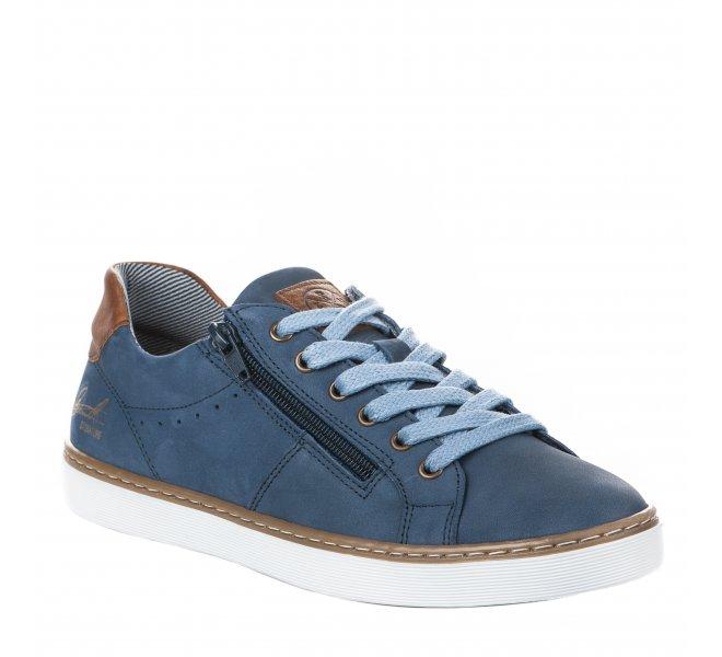 Baskets garçon - KID BOXER - Bleu