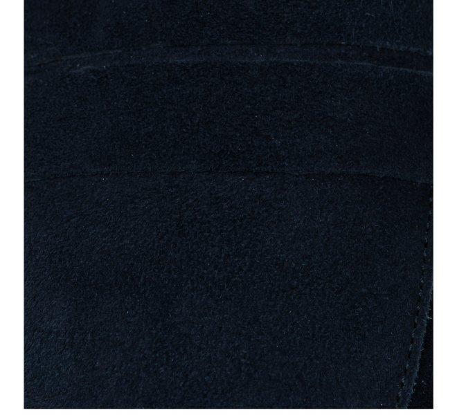 Mocassins femme - MIGLIO - Bleu marine