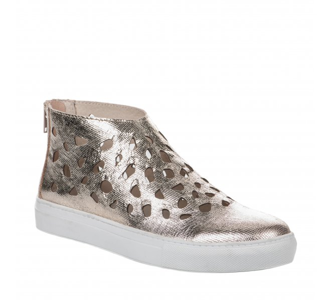 Boots femme - MIGLIO - Dore