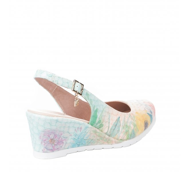 Escarpins femme - JOSE SAENZ - Multicolore