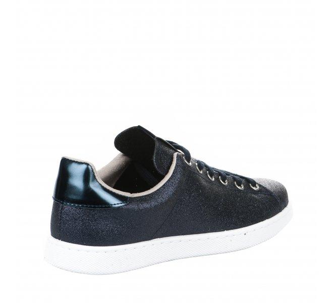 Baskets fille - VICTORIA - Bleu marine