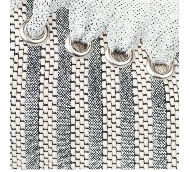 Espadrilles femme - HDC - Gris argent