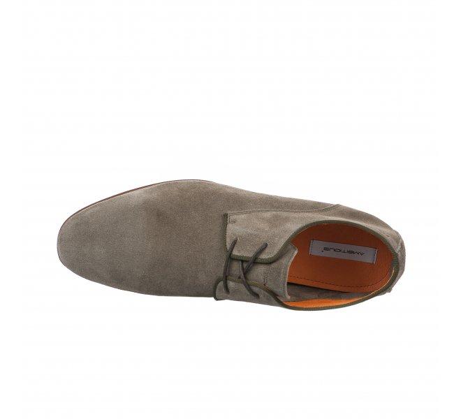 Chaussures à lacets homme - AMBITIOUS - Kaki