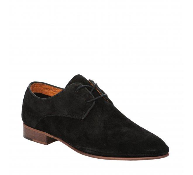 Chaussures à lacets homme - AMBITIOUS - Noir