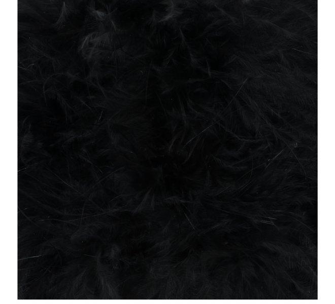 Mules femme - THE WHITEBRAND - Noir