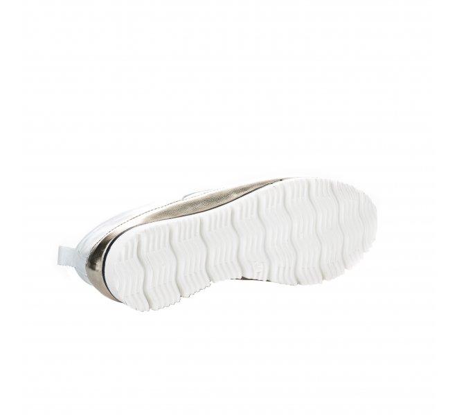 Baskets mode femme - MIGLIO - Dore