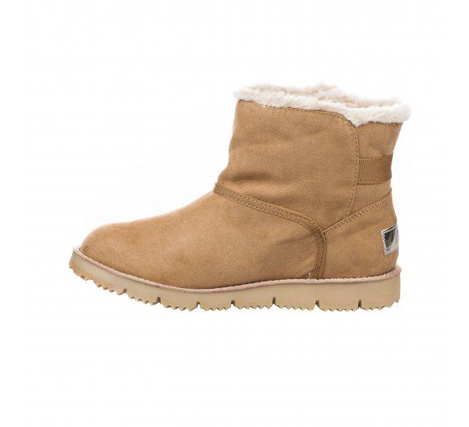Boots femme - S OLIVER - Beige