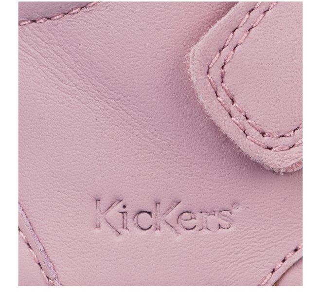 Bottines fille - KICKERS - Rose