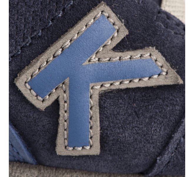 Bottines garçon - KICKERS - Bleu marine