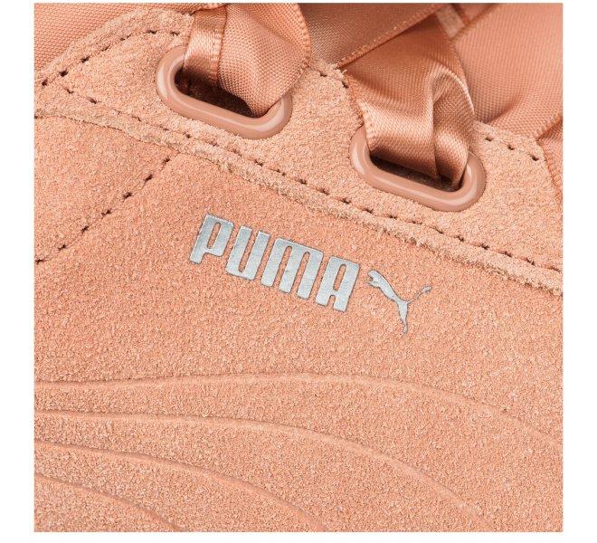 Baskets fille - PUMA - Rose poudre