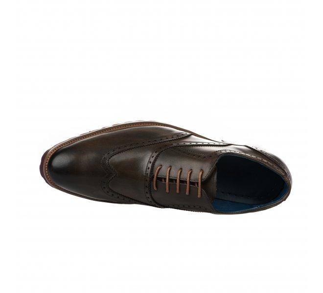 Chaussures à lacets homme - KDOPA - Vert olive