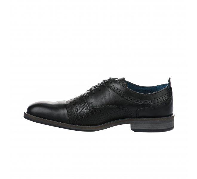 Chaussures à lacets homme - JOOZE - Noir