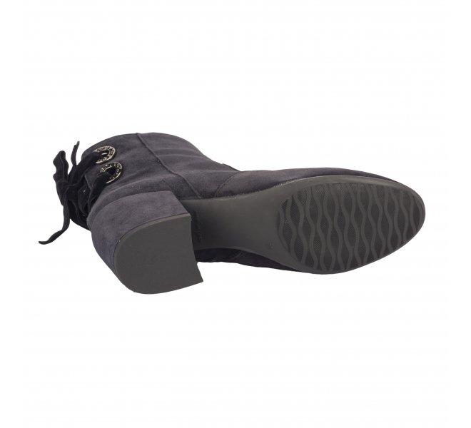 Boots femme - ALPE - Bleu marine