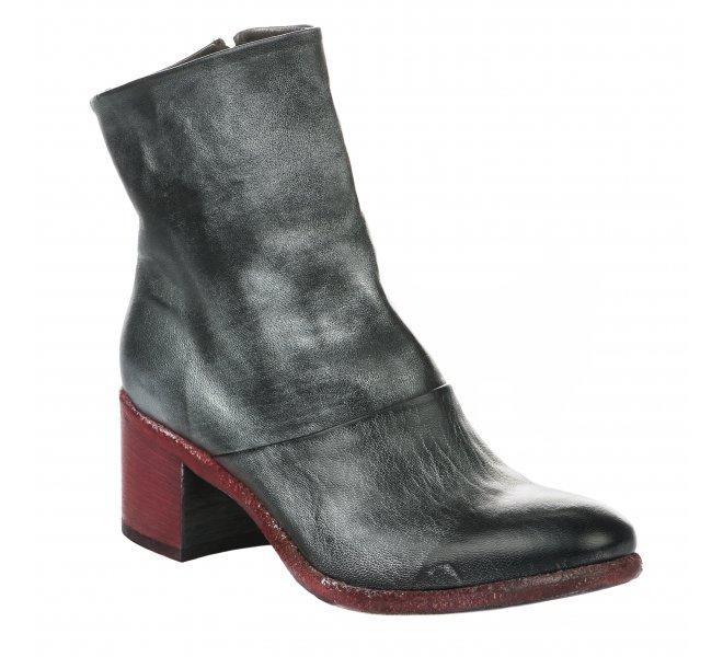 Boots femme - JP DAVID - Noir
