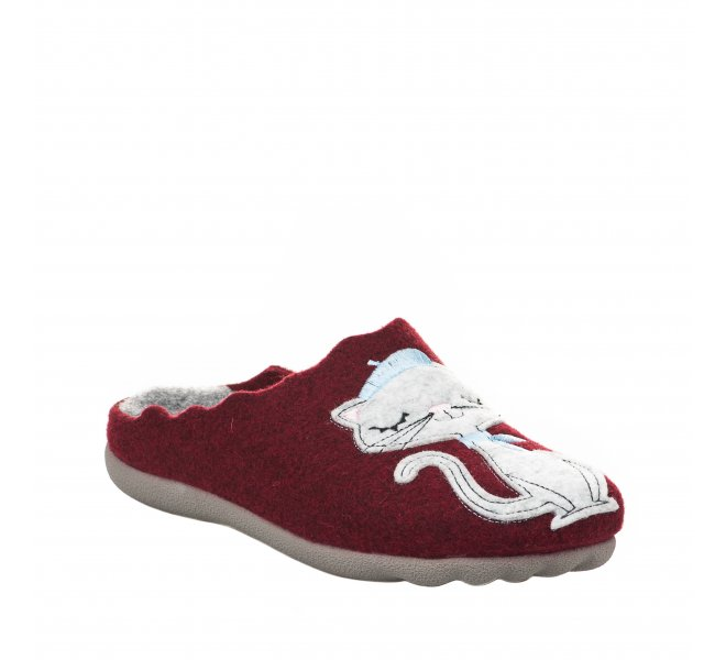 Chaussures femme - HDC - Rouge