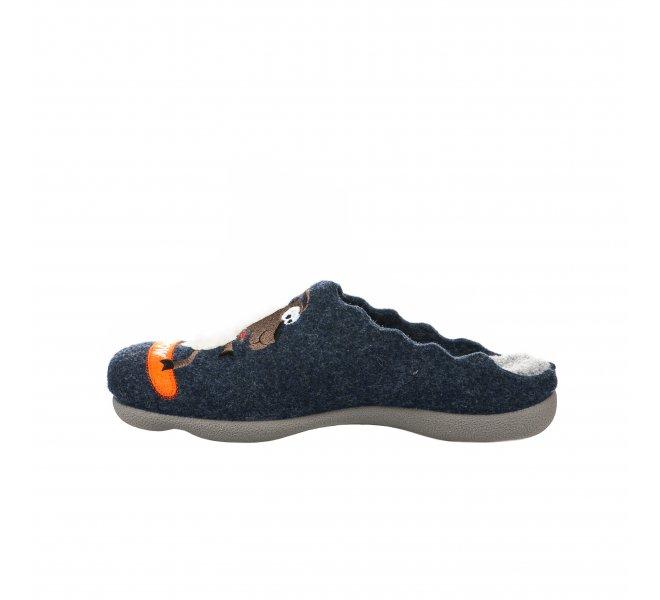 Chaussures femme - HDC - Bleu marine