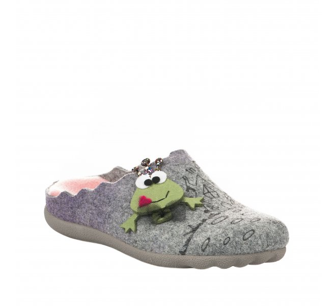 Chaussures femme - HDC - Gris