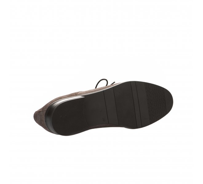 Chaussures à lacets femme - DORKING - Taupe