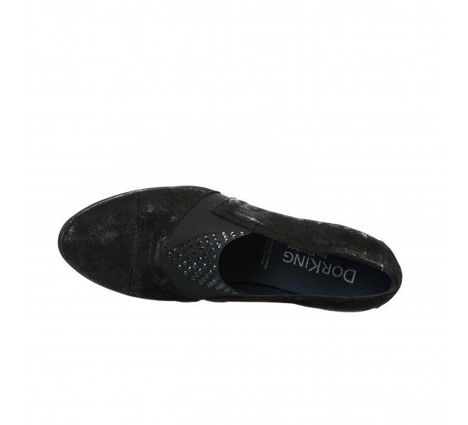 Chaussures de confort femme - DORKING - Noir
