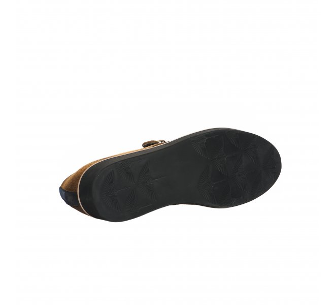 Mocassins femme - FUGITIVE - Naturel