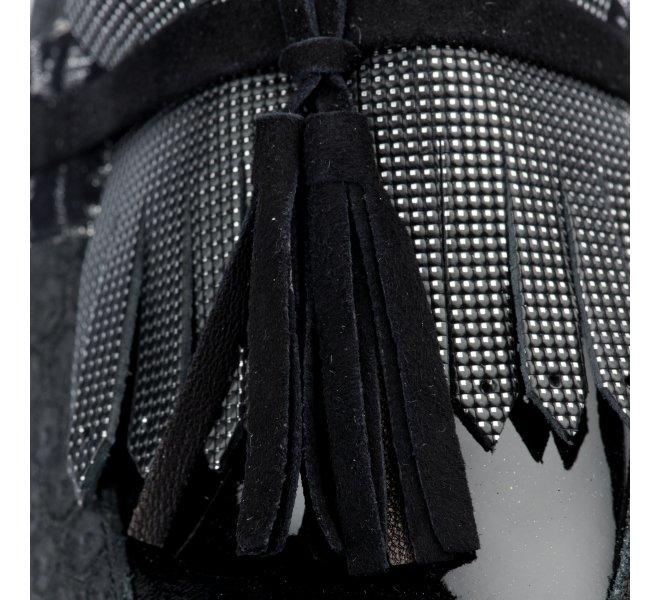 Mocassins femme - REGARD - Noir
