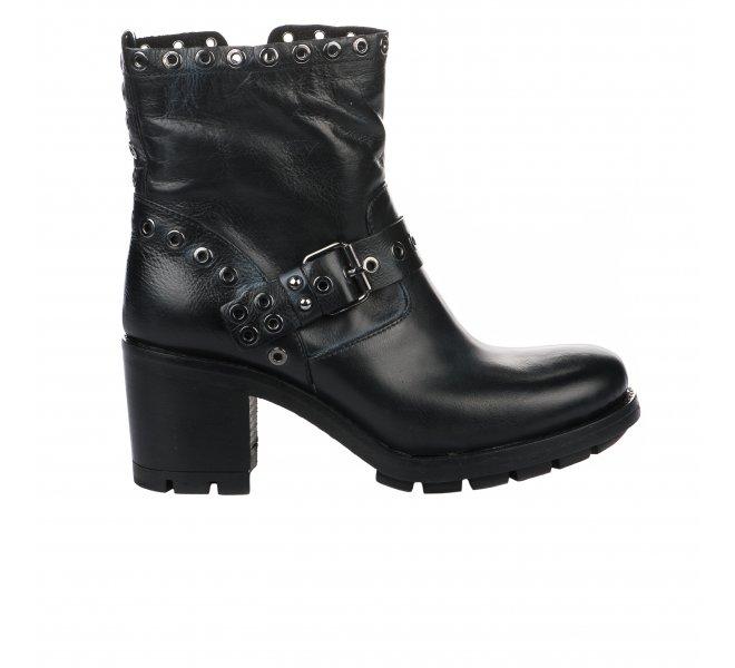 Boots femme - PAOYAMA - Noir