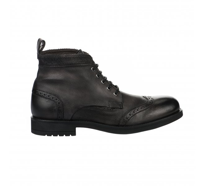 Bottines homme - JP/DAVID - Gris