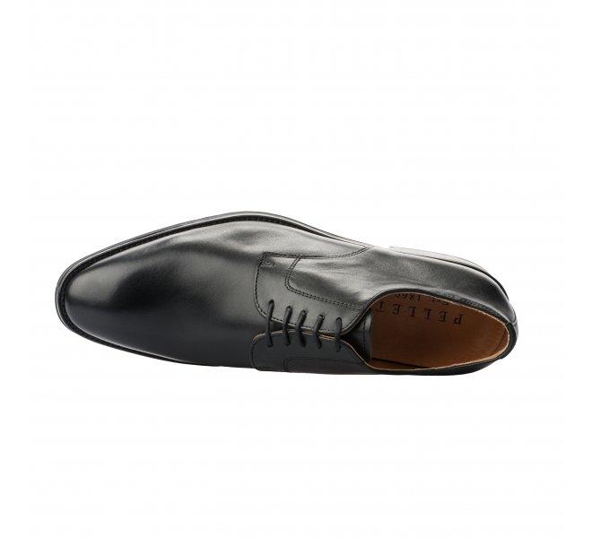 Chaussures à lacets homme - PELLET - Noir