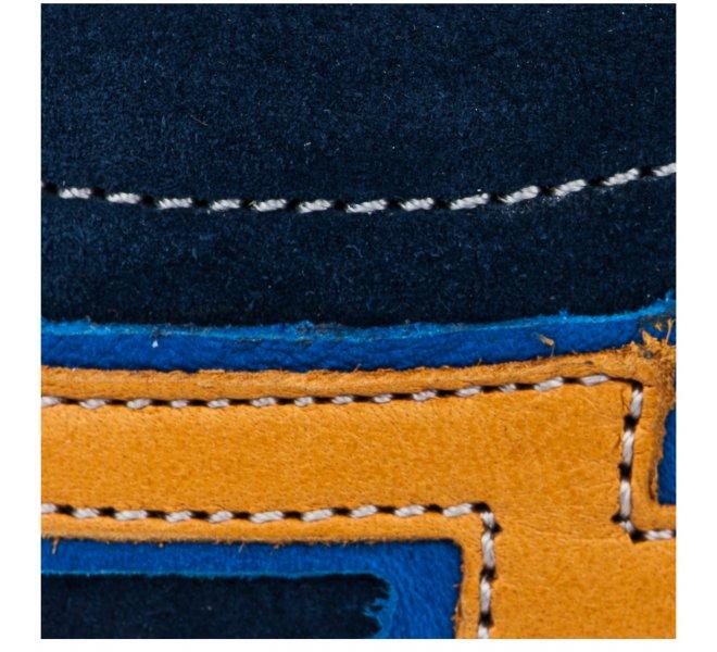 Bottines garçon - NATURINO - Bleu marine