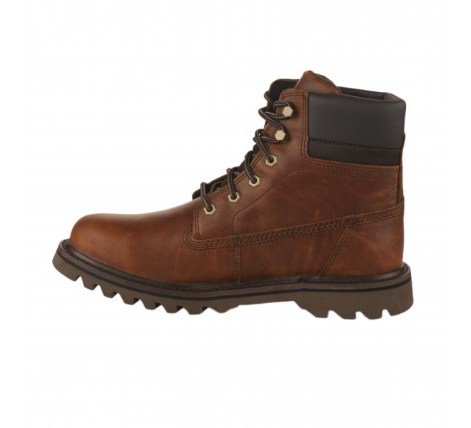 Bottines homme - CATERPILLAR - Naturel