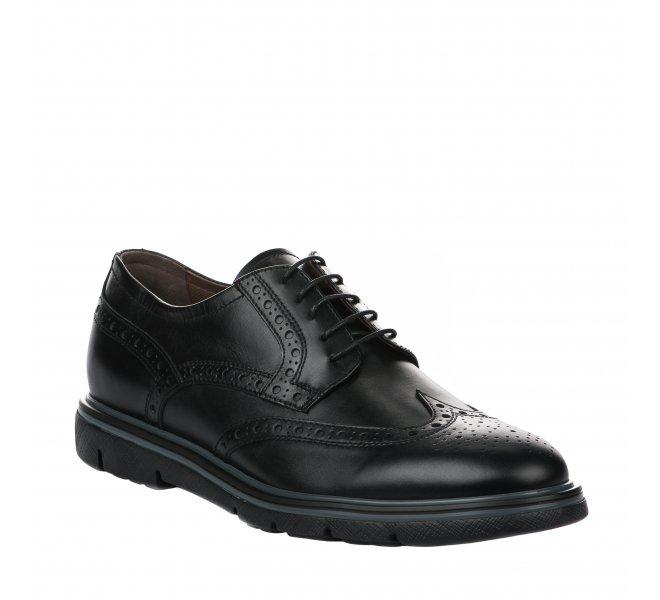 Chaussures à lacets homme - NEROGIARDINI - Noir