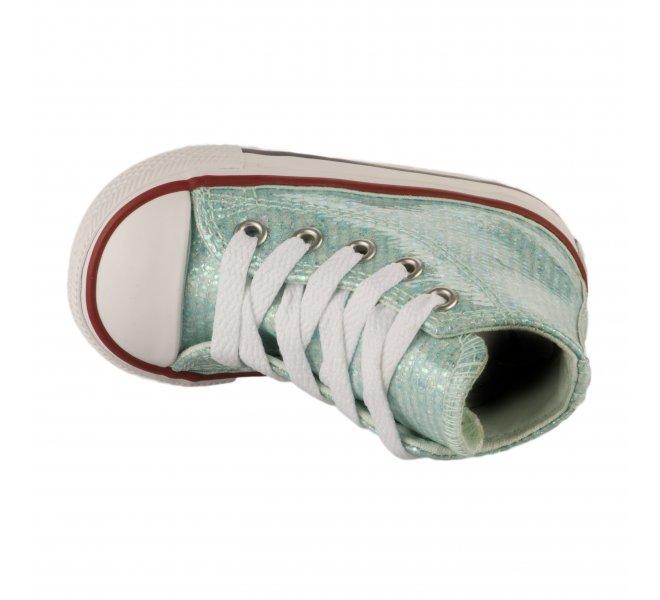 Baskets fille - CONVERSE - Vert d'eau