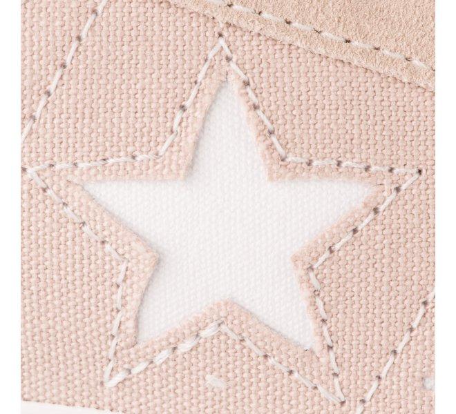 Baskets fille - CONVERSE - Rose poudre