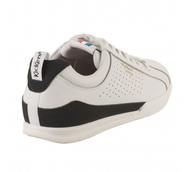 Baskets homme - KICKERS - Blanc