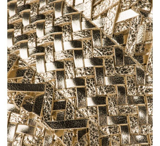 Mules femme - MIGLIO - Gold