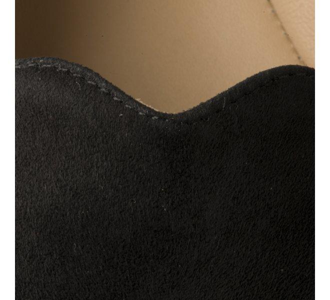 Ballerines femme - MIGLIO - Noir