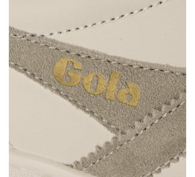 Baskets garçon - GOLA - Blanc