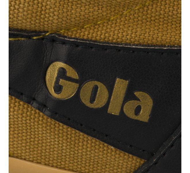 Baskets garçon - GOLA - Jaune