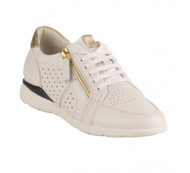 Chaussures femme - REGARDE LE CIEL - Blanc