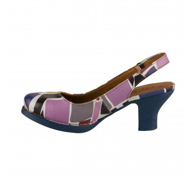 Escarpins femme - ART - Violet