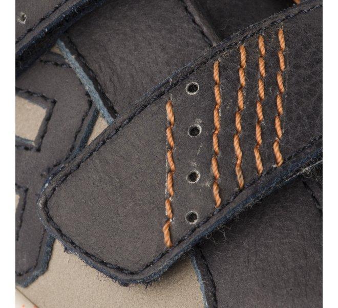 Baskets garçon - APPLES & PEARS  - Bleu marine