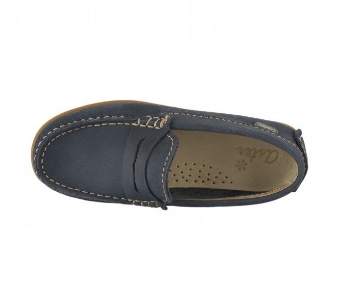 Chaussures à lacets garçon - ASTER - Bleu