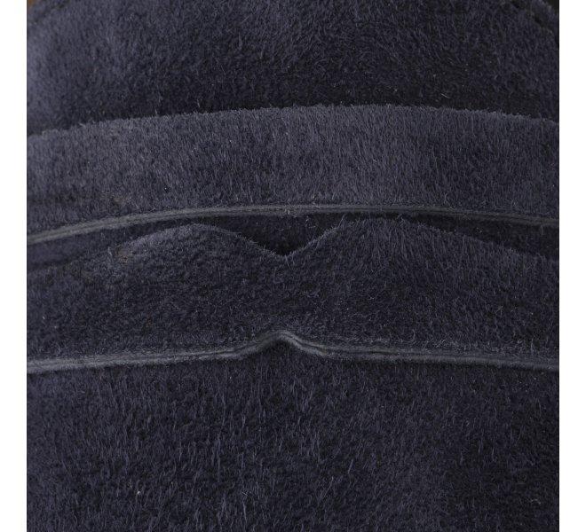Mocassins femme - FANTASY - Bleu