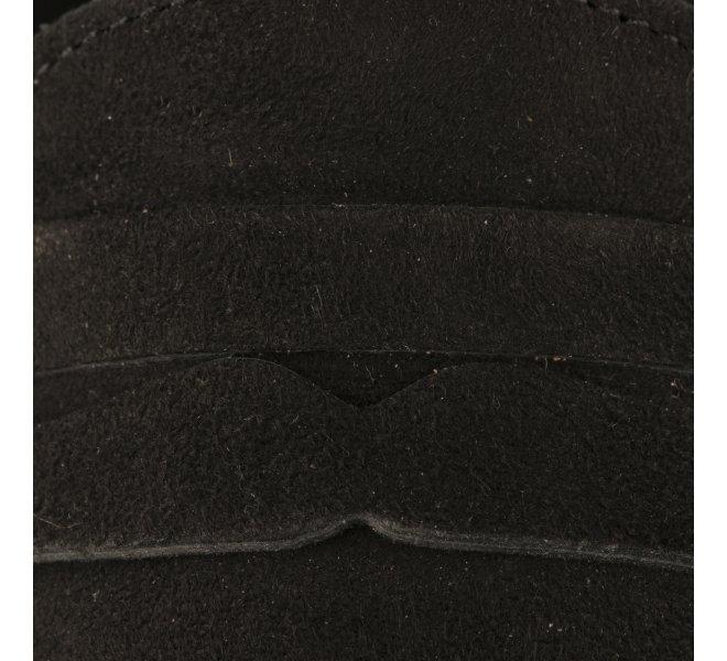 Mocassins femme - FANTASY - Noir