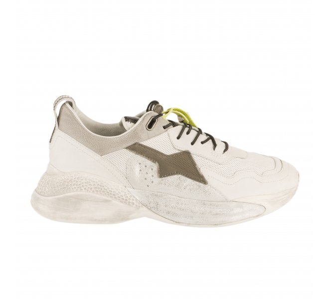Baskets mode femme - AS 98 - Blanc