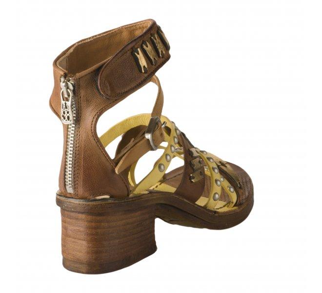 Nu pieds femme - AS 98 - Marron