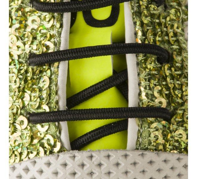 Baskets mode femme - AS 98 - Vert d'eau