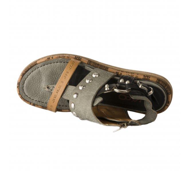 Nu pieds femme - AS 98 - Kaki