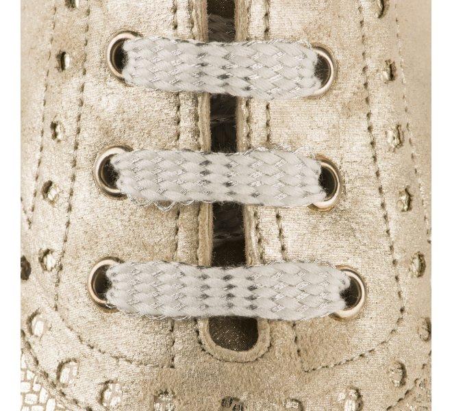 Baskets mode femme - GEO REINO - Dore